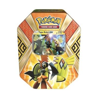 Pokémon TCG: Island Guardians Tin (EN)