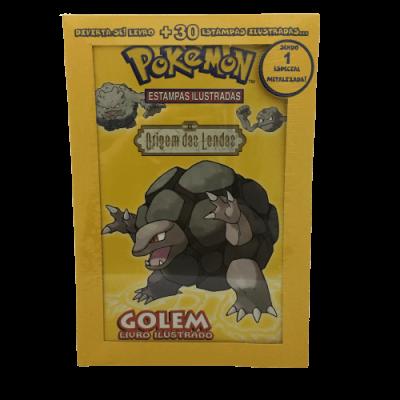 Pokémon Origem das Lendas - Golem
