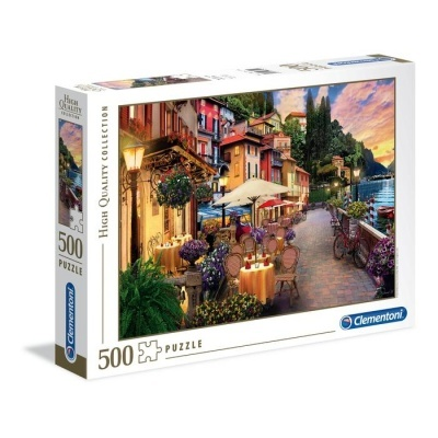 Puzzle High Quality 500 - Monte Rosa
