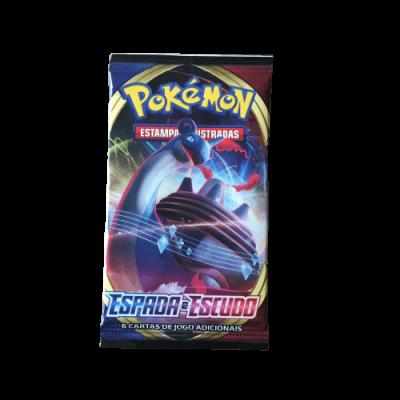 Pokémon Espada e Escudo Booster (PT)