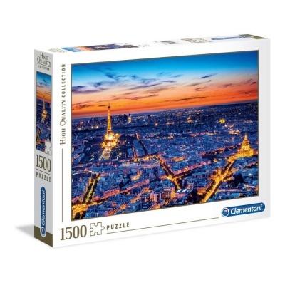 Puzzle High Quality 1500 - Vista de Paris