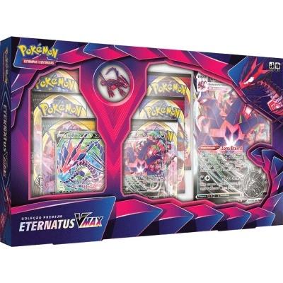 Pokémon TCG: Coleção Premium Eternatus VMAX (PT)