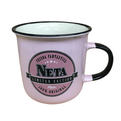 Caneca com nome - Neta