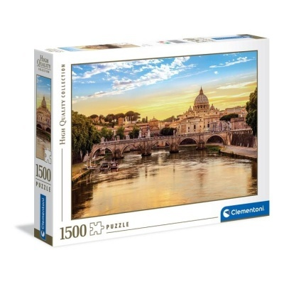 Puzzle High Quality 1500 - Roma