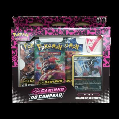 Pokémon TCG: Coleção de Caminho do Campeão (PT)