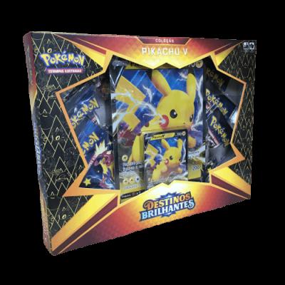 Pokémon TCG: Coleção Pikachu V de Destinos Brilhantes (PT)