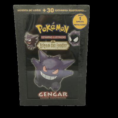 Pokémon Origem das Lendas - Gengar