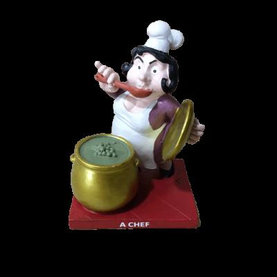 The Job-Shop 08 - A chef