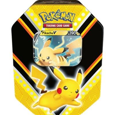 Pokémon TCG: Lata Poderes V (PT)