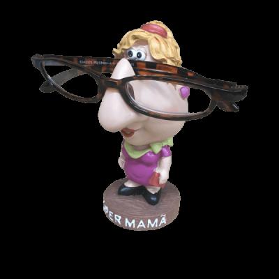 Suporte Óculos - Super Mamã