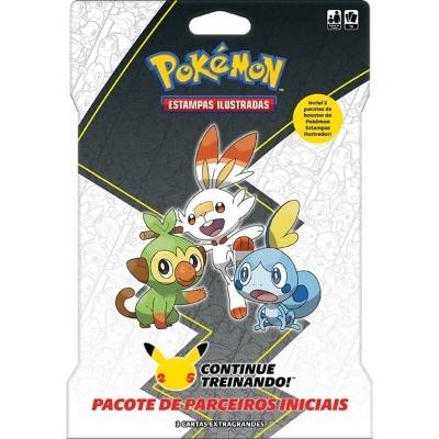 Pokémon TCG: Pacote de parceiros iniciais - Galar (PT)