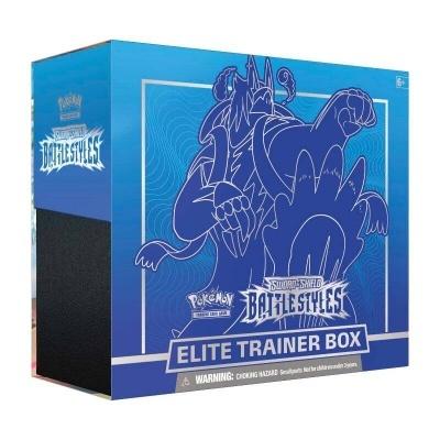 Pokémon TCG: Battle Styles Elite Trainer Box (Rapid Strike Urshifu) (EN)