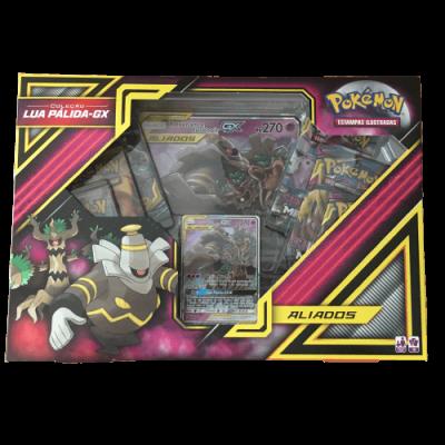Pokémon Coleção Lua Pálida-GX Aliados Caixa