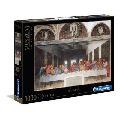 Puzzle Museu 1000 - Leonardo da Vinci: A Última Ceia