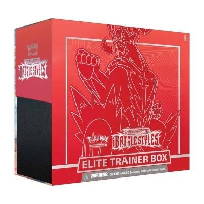 Pokémon TCG: Battle Styles Elite Trainer Box (Single Strike Urshifu) (EN)