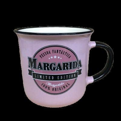 Caneca com nome - Margarida