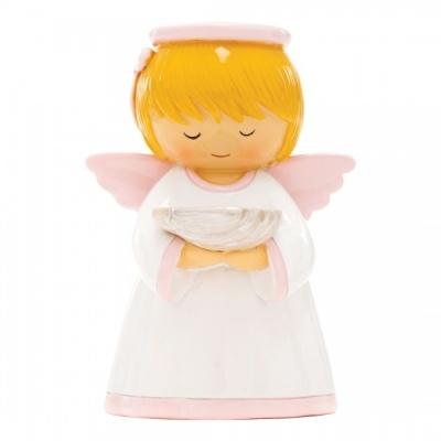 Batismo Anjo da Guarda Rosa (S)