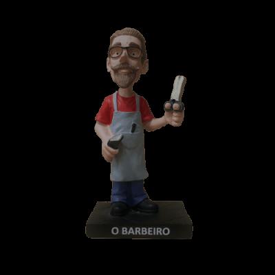 The Job-Shop 04 - O barbeiro