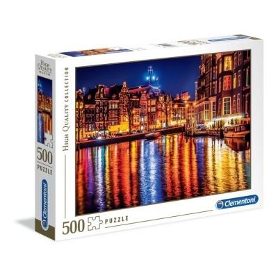 Puzzle High Quality 500 - Amesterdão