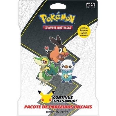 Pokémon TCG: Pacote de parceiros iniciais - Unova (PT)