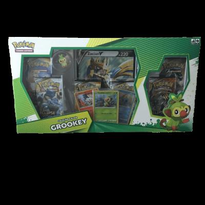 Pokémon Coleção Galar Caixa