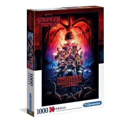 Puzzle Stranger Things 1000