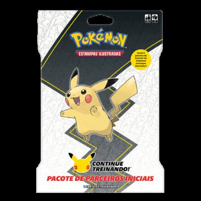 Pokémon TCG: Blister Gigante Pikachu (PT)