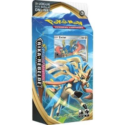 Pokémon TCG: Baralho temático de Espada e Escudo - Rixa Rebelde (PT)