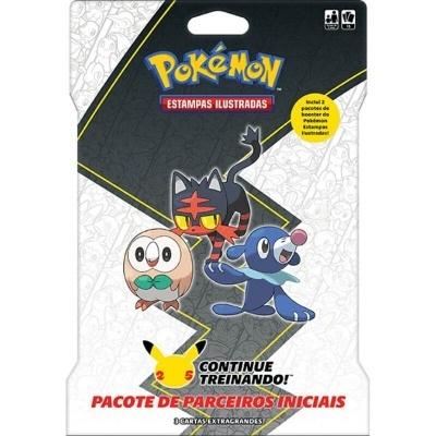 Pokémon TCG: Pacote de parceiros iniciais - Alola (PT)