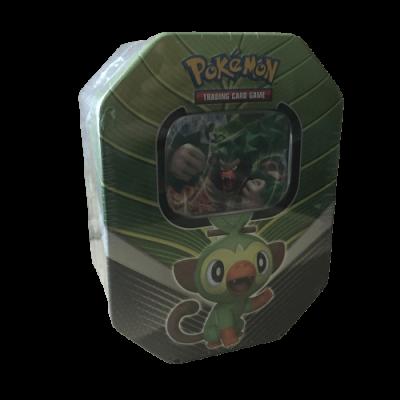 Pokémon Lata Parceiros de Galar