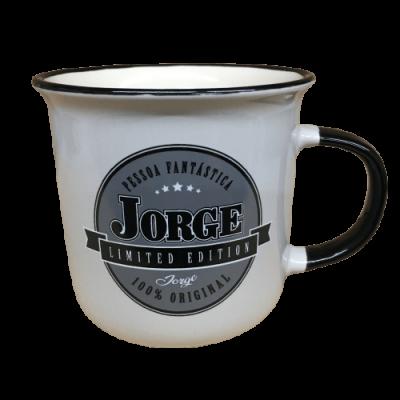 Caneca com nome - Jorge