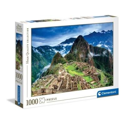 Puzzle High Quality 1000 - Machu Picchu