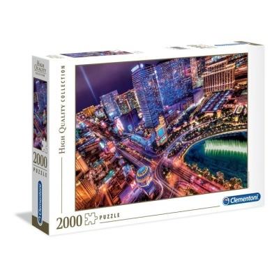 Puzzle High Quality 2000 - Las Vegas