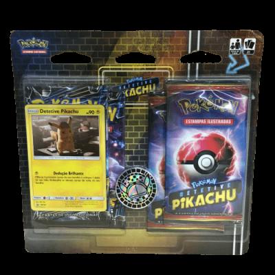 Pokémon Detetive Pikachu Blister