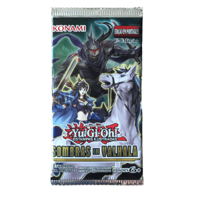 Yu-Gi-Oh! Sombras em Valhala Booster