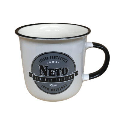Caneca com nome - Neto