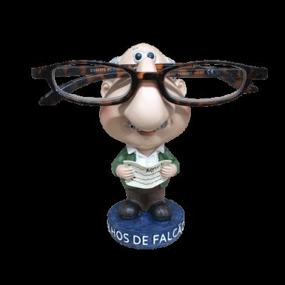 Suporte Óculos - Olhos de Falcão