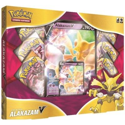 Pokémon TCG: Coleção Alakazam V (PT)
