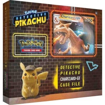 Pokémon TCG: Detective Pikachu Charizard-GX Case File - EN
