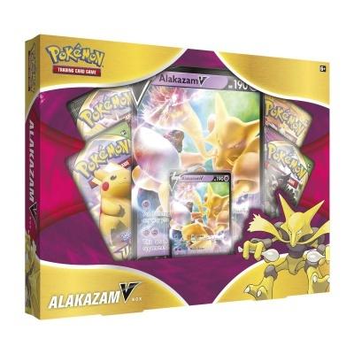 Pokémon TCG: Alakazam V Box (EN)