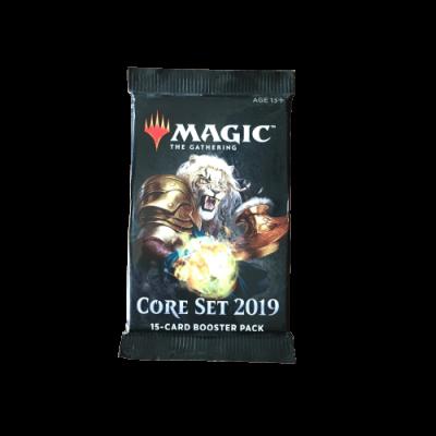 Magic Core Set 2019 Booster