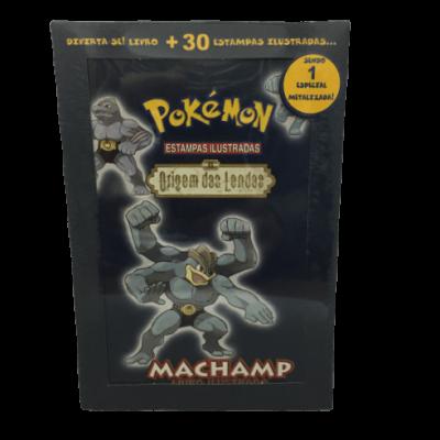 Pokémon Origem das Lendas - Machamp