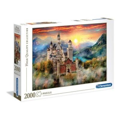 Puzzle High Quality 2000 - Neuschwanstein