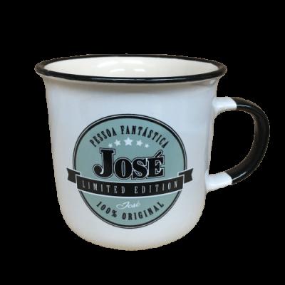 Caneca com nome - José