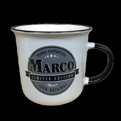 Caneca com nome - Marco