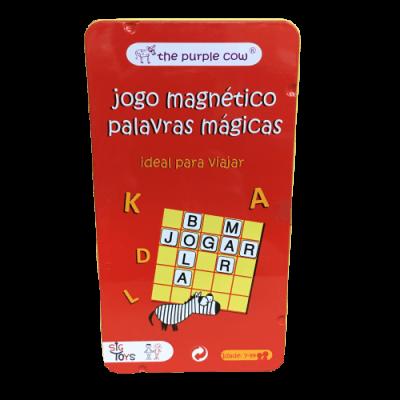 Jogo magnético - Palavras mágicas