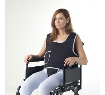 Colete Perineal de Cadeira