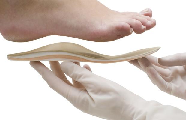 Palmilhas Ortopedicas por Medida