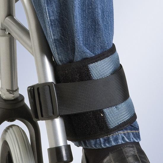 Arnês Imobilizador de tornozelo / Posicionador de Perna