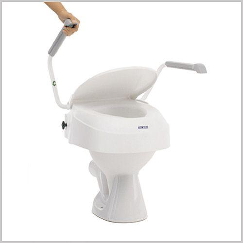 Elevador de Sanita Com Apoio de Braços Aquatec 900